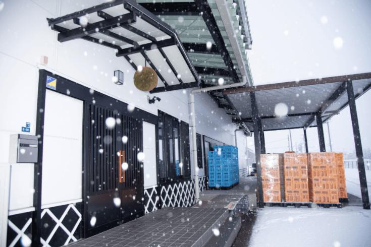 赤武は東北、岩手の日本酒蔵です。